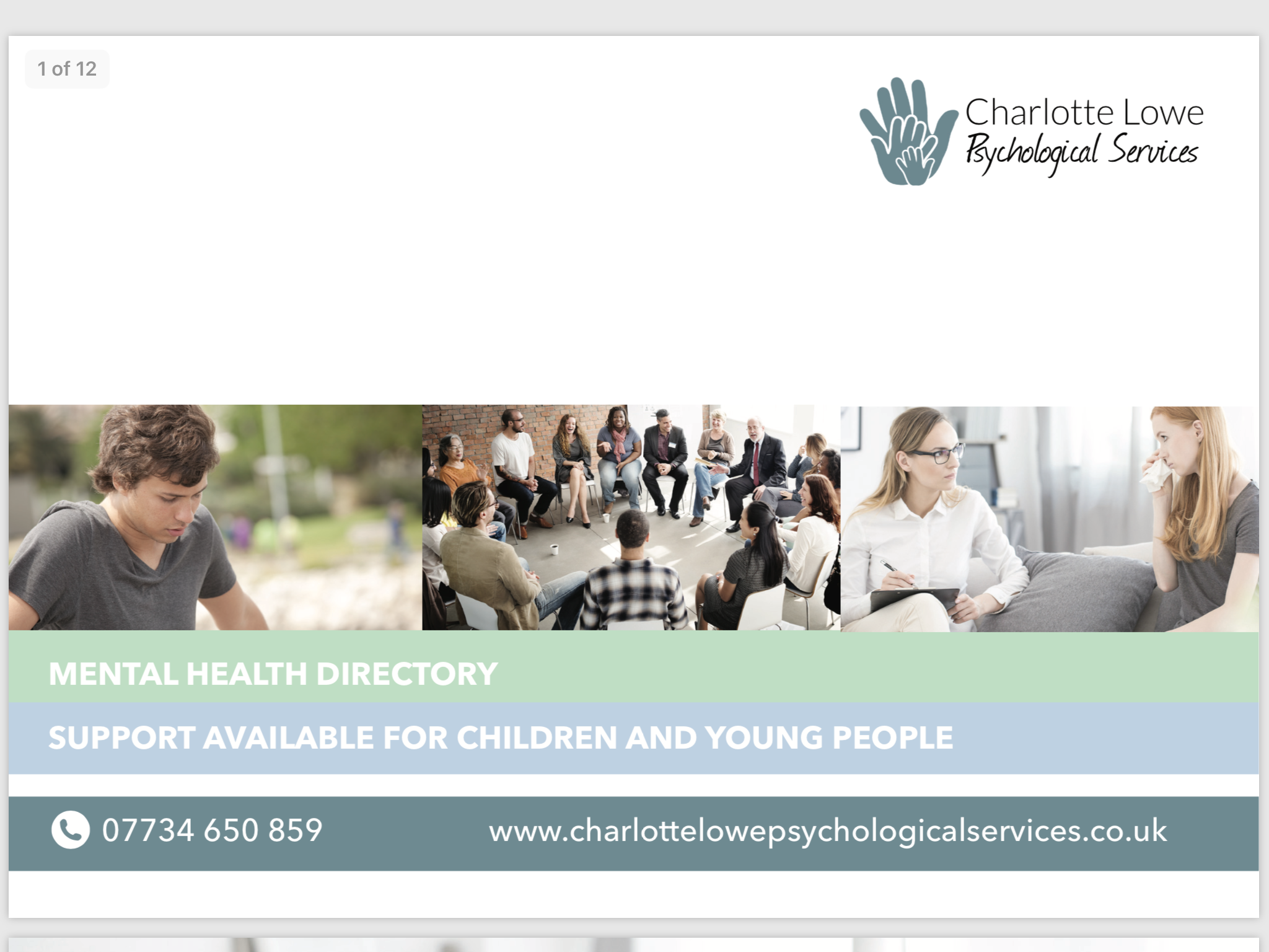 Charlotte Lowe Psychological Services